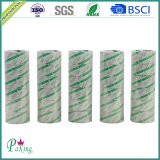 Kundenspezifisches selbstklebendes Superverpackungs-Band des raum-BOPP (P030)