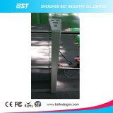 O melhor indicador de diodo emissor de luz ao ar livre do táxi do brilho elevado da qualidade P5 para o anúncio video