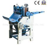 Machine de découpage de carton pour l'épine de couverture de livre de découpage (MF-65)