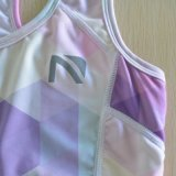 Signore Sports Garment Cheerleading Sports Bra per Wholesale