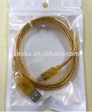Самый последний кабель USB Chargering освещения кабеля 8pin света дух кабеля USB