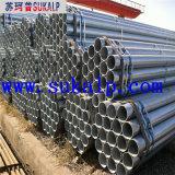 Prezzo del tubo d'acciaio di programma 40
