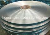 Folha de alumínio de revestimento laminada da fita do poliéster da película que protege o material