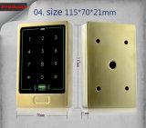 8000 Benutzer imprägniern Zugriffssteuerung des Digital-Tür-Verschluss-MetallRFID