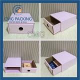 Luxuy personalizou a caixa de cartão ajustada da jóia (CMG-PJB-054)