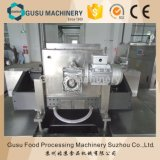 Puces de chocolat professionnelles de sucrerie de casse-croûte de la Chine de la CE déposant la machine