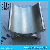 Magneet van het Motorvoertuig Premanent van het Neodymium van het Blok van de Grootte van de douane de Sterke