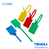 Selo plástico ajustável da segurança para o empacotamento de Shipping& (YL-S400)