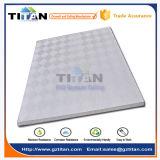 Декоративная плитка потолка доски гипса PVC