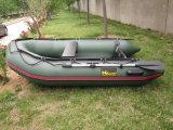 Vissersboot van de Boot van de Buis van de vlotter de Opblaasbare met de Vloer van het Aluminium