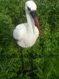 Artes animales artificiales plásticos del jardín para la decoración del jardín