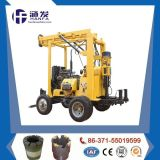 優秀な水掘削装置トラックによって取付けられる水掘削装置