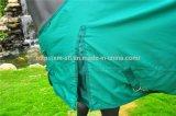 600d impermeabilizzano/coperta respirabile del cavallo del poliestere
