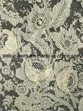 ткань шнурка материалов 100%Polyester для платья женщины