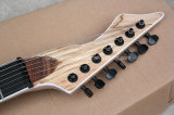 Hanhai elektrische Gitarre Musik/7-String mit faulem hölzernem Furnier-Blatt