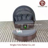 Напольное Rattan Big Daybed в Brown (1215)