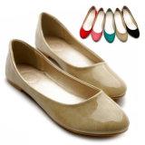 Frauen-beiläufige Form-bequeme Dame Flat Shoes,