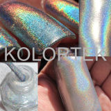 Пигменты порошка яркия блеска Holo, голографический порошок яркия блеска для ногтя