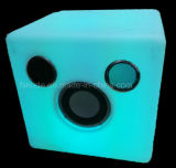'' altavoz Tablecolorful, Portable, teledirigido, Bluetooth del cubo del LED 16