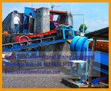 移動式金のトロンメルのドラムスクリーンの採鉱機械