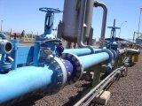 Medidor de flujo magnético con convertidor de aguas residuales de aceite de Agua Potable