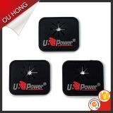 PVC Patch Китая Manufacturer Decorative 3D Custom Rubber Silicon