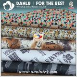 100% poliéster tecido impresso Têxtil impermeável à prova d'água TPE