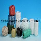 Ficelle de presse de empaquetage de coton de polyester de pp (1---2mm)