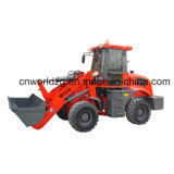 ヨーロッパ式1.6ton Small Wheel Loader
