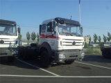 Beiben 6X4のトラクターのトラックの熱い販売