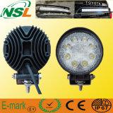 12V 24W DEL Driving Light DEL Truck Lights (NSL-2408R)