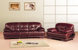 Top Grain Leather 714를 가진 현대 Furniture Sofa