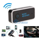 Ricevente aus. stereo dell'altoparlante dell'adattatore 3.5mm dell'automobile di Bluetooth audio