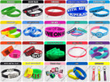 Silicone (Thband012)のシリコーンWristband Design Your Own Silicone