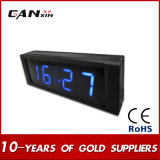 [Ganxin] reloj de pared de Digitaces LED de la precisión del indicador digital de 1 pulgada