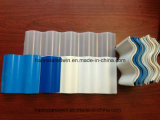 Non строительный материал листа толя PVC UPVC пластмассы азбеста относящий к окружающей среде Corrugated