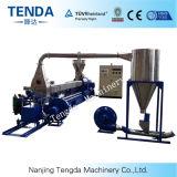 Máquina extrusora usada en plásticos de ingeniería