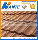 Плитка крыши Нигерии каменная Coated алюминиевая стальная для строительного материала