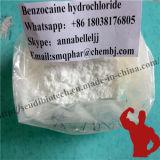 99,9% Pureté Anesthésique Local Benzocaïne avec 20-50mesh UK CAS: 94-09-7