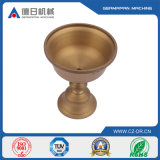 China Factory Metal Sleeve Copper Casting para Engine Parte