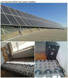 Système d'alimentation solaire de la haute performance 5kw pour la maison outre du jeu de panneau solaire de jeu complet de système de panneau solaire de réseau