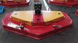Cortacéspedes del alimentador del cortacéspedes del acabamiento con el eje impulsor del Pto