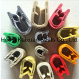 PVC Car Parabrisas Rubber Edge Trim