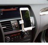 Suporte novo para telefones móveis, grampo do respiradouro do carro da chegada do projeto novo do respiradouro de ar do carro