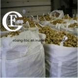 Grand sac enorme aéré pour la pomme de terre, oignon