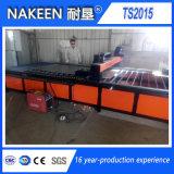 Máquina de estaca do plasma do CNC da tabela da folha de metal