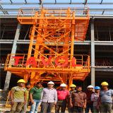 10トンモデル6515トップレスのタワークレーンの構築のタワークレーン