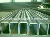 Tubo d'acciaio rettangolare di vendita calda cinese