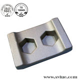Alta qualità Aluminum Alloy Die Casting per Chair Base/Furniture Fitting