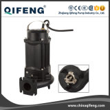 Bas-de-ligne Iron Electric Waste Water Cut Submersible Pump pour Agriculture